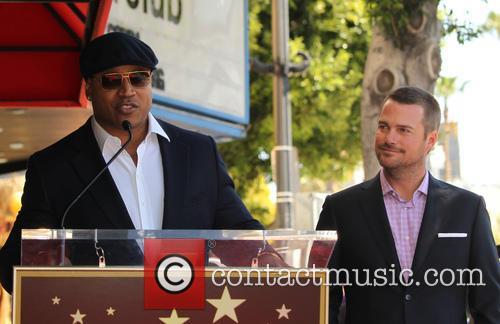 Ll Cool J and Chris O'donnell 4