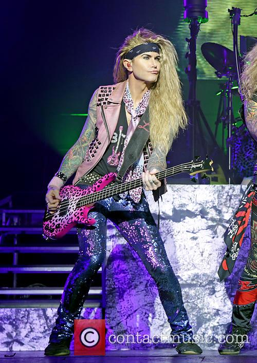 Steel Panther and Lexxi Foxx 8