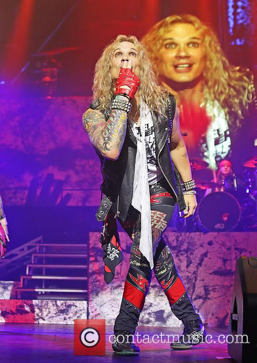 Steel Panther and Michael Starr 4