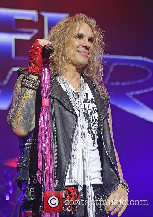Steel Panther and Michael Starr 1