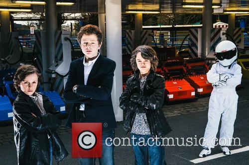 Jeremy Clarkson Richard Hammond, James May and The Stig Lookalikes
