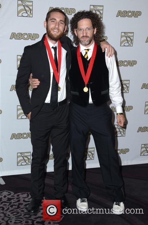 Mark Hadley and Gabriel Mann