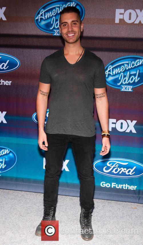 American Idol and Nick Fradiani