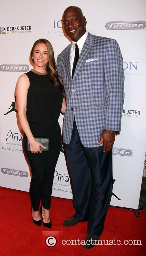 Michael Jordan and Yvette Prieto 1