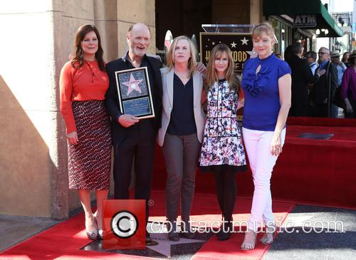 Marcia Gay Harden, Ed Harris, Amy Madigan, Holly Hunter and Guest