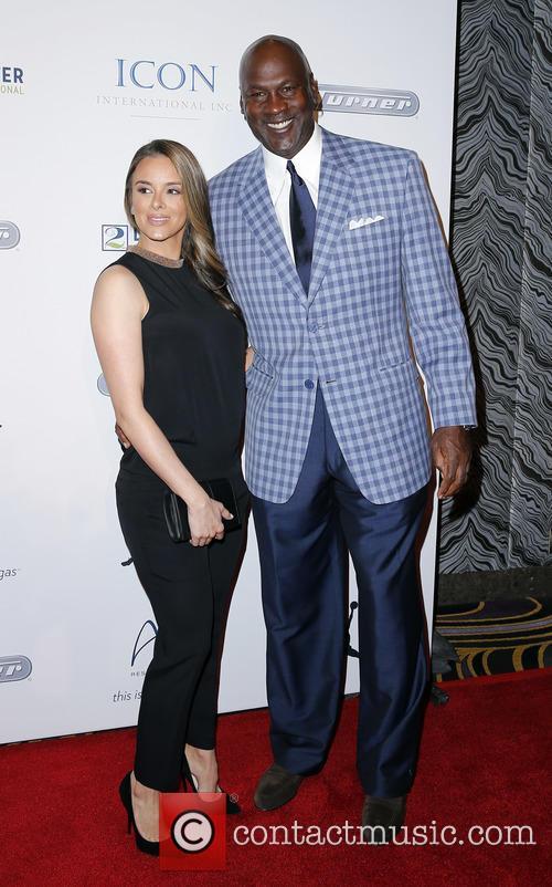 Yvette Prieto and Michael Jordan 2