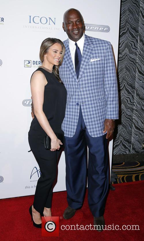 Yvette Prieto and Michael Jordan 4