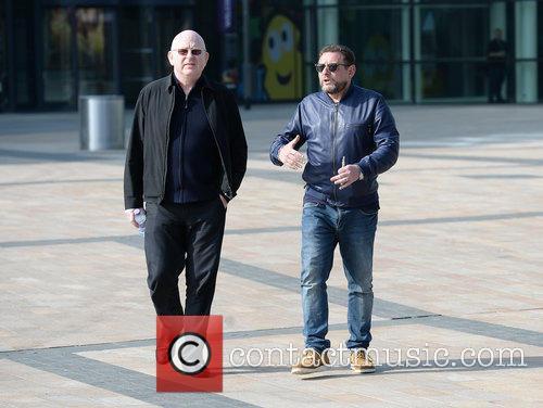 Shaun Ryder and Alan Mcgee 3