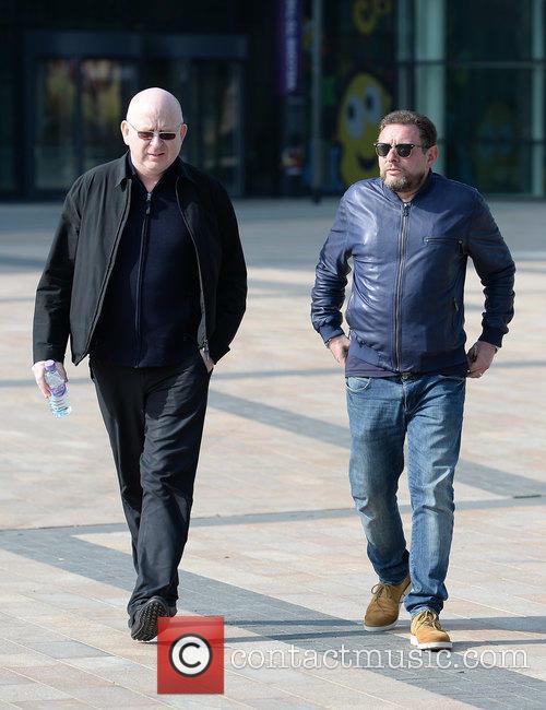 Shaun Ryder and Alan Mcgee 4