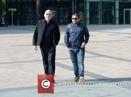 Shaun Ryder and Alan Mcgee 6