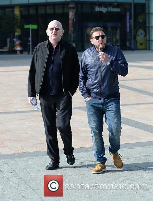 Shaun Ryder and Alan Mcgee 7
