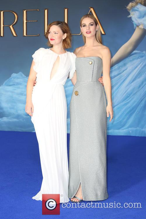 Lily James and Holliday Grainger