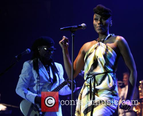 Chic, Nile Rodgers and Folami
