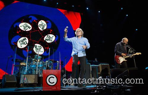 Roger Daltrey and Pete Townshend 7