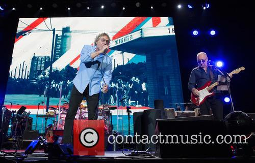 Roger Daltrey and Pete Townshend 9