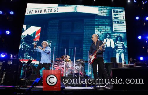 Roger Daltrey and Pete Townshend 10