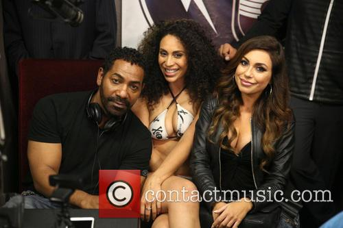 Keith Washington and Uldouz 2
