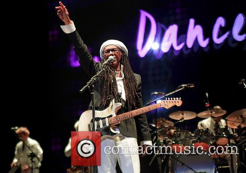 Chic and Nile Rodgers 2