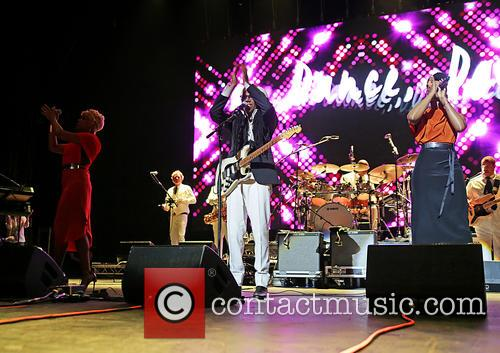 Chic and Nile Rodgers 4