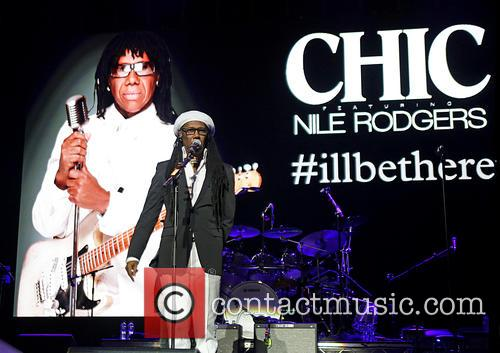 Chic and Nile Rodgers 11