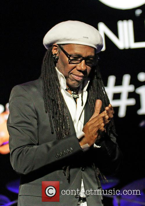 Chic and Nile Rodgers 1