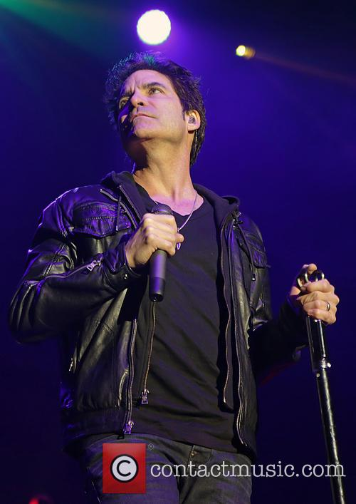 Train and Pat Monahan 9
