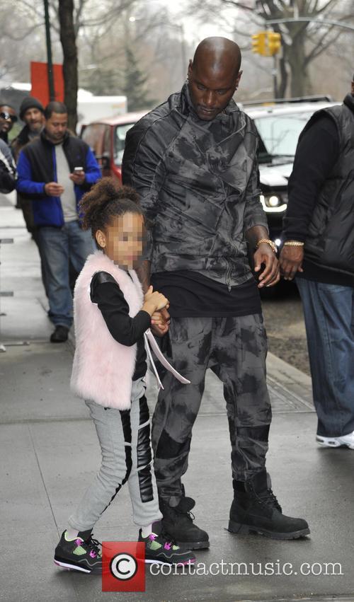Tyrese Gibson and Shayla Gibson 3