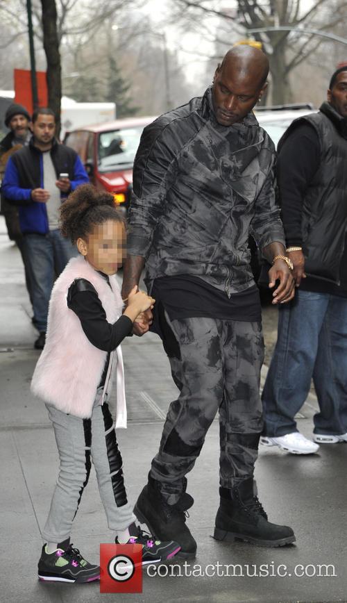 Tyrese Gibson and Shayla Gibson 4