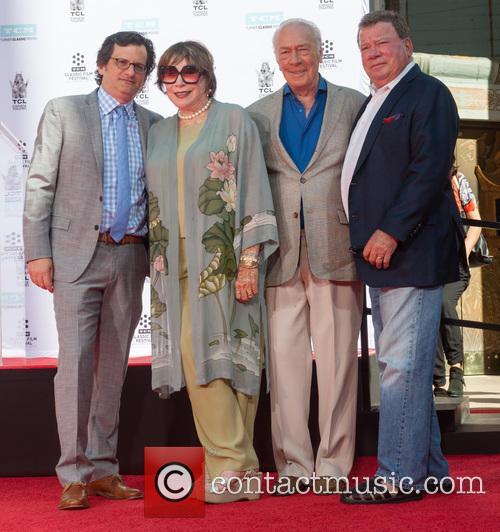 Christopher Plummer, Shirley Maclaine and William Shatner 2