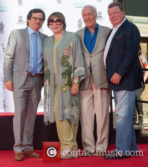 Christopher Plummer, Shirley Maclaine and William Shatner 3