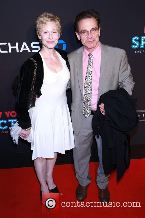 Tracy Shayne and Peter Scolari