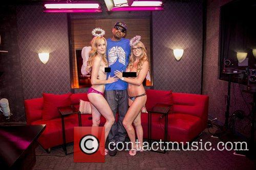 Playboy, Slink Johnson and Andrea Lowell 11