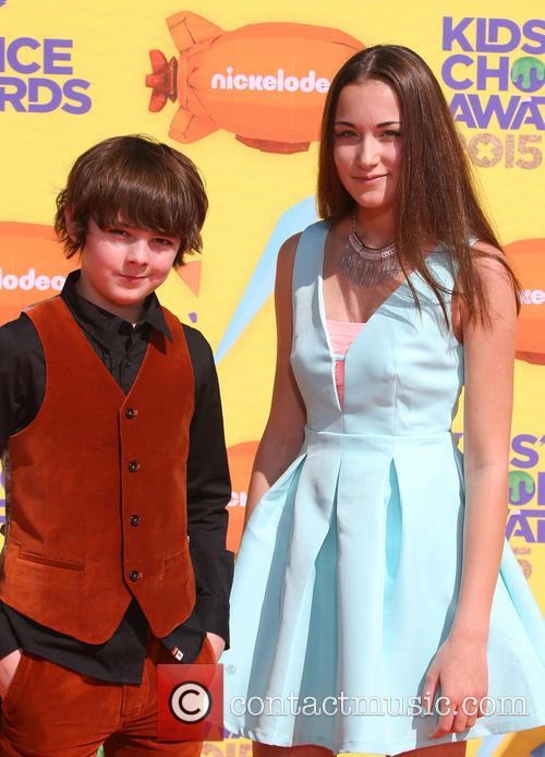 Max Charles and Angelina Wahler 3