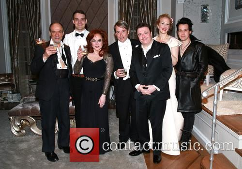 F. Murray Abraham, Micah Stock, Stockard Channing, Matthew Broderick, Nathan Lane, Katie Finneran and T.r. Knight