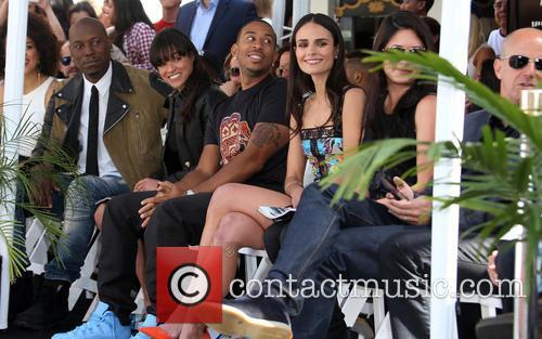 Tyrese Gibson, Michelle Rodriguez, Ludacris and Jordana Brewster 10