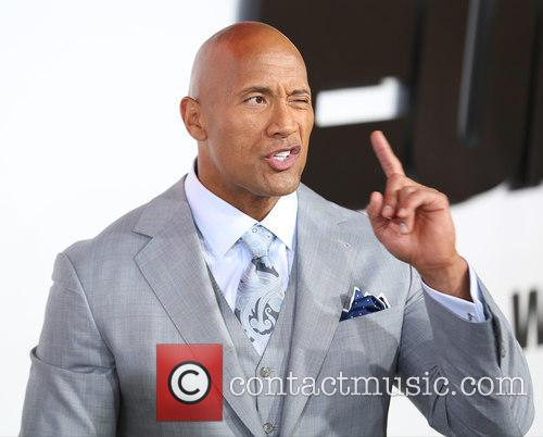 Guest and Dwayne Johnson 4