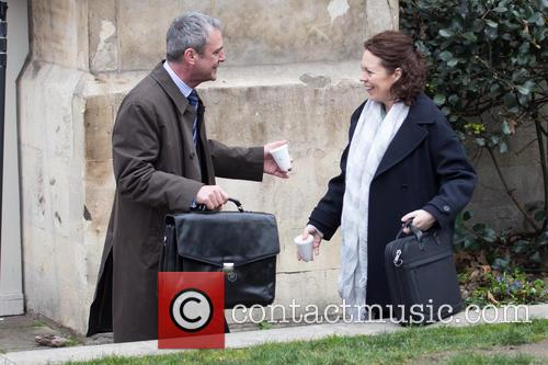 Olivia Colman and Neil Morrissey 4