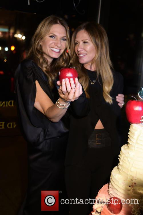 Real Housewives, Heather Thomson and Carol Radzwill 9