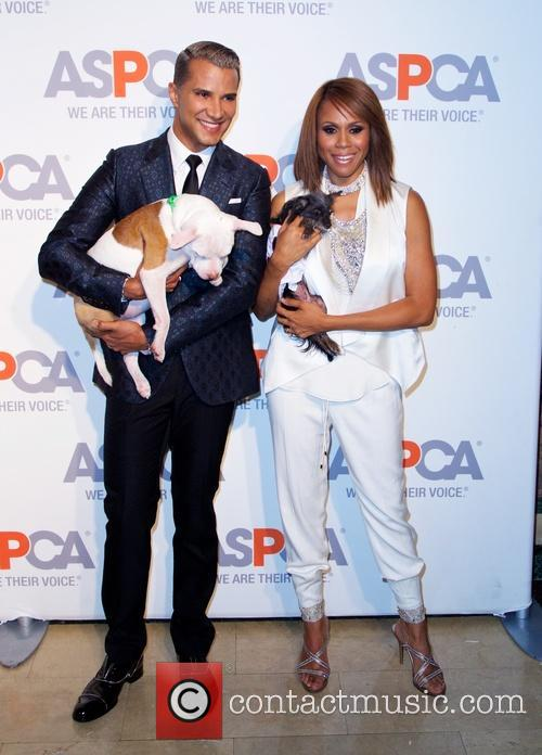 Jay Manuel and Deborah Cox