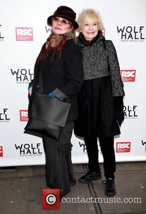 Elizabeth Ashley and Penny Fuller
