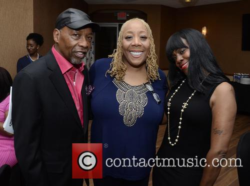 Leon Huff, Patty Jackson and Regina Huff 1