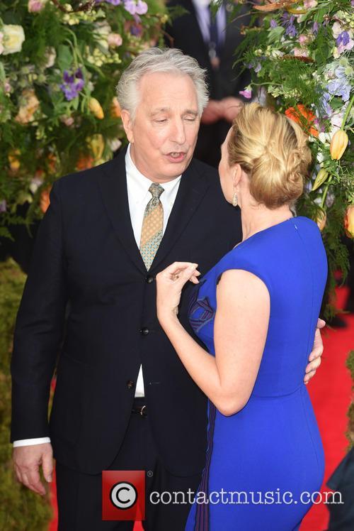 Alan Rickman and Kate Winslet 4