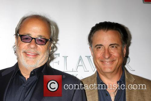 Rene Garcia and Andy Garcia