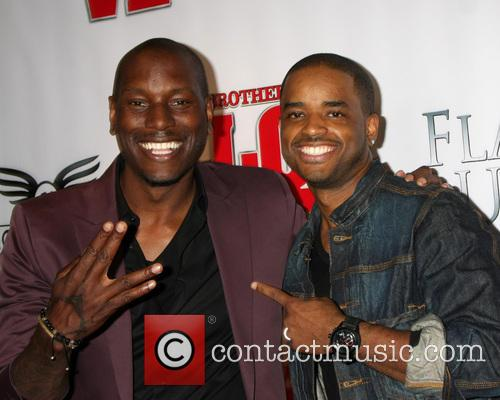 Tyrese Gibson and Larenz Tate 9