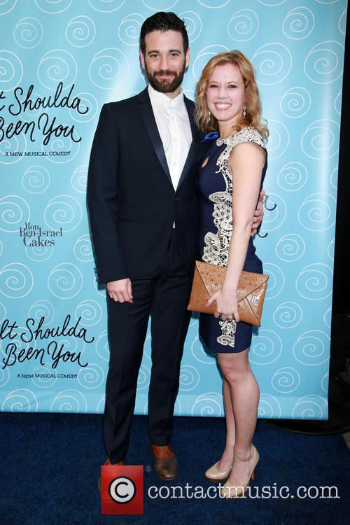 Colin Donnell and Patti Murin 11