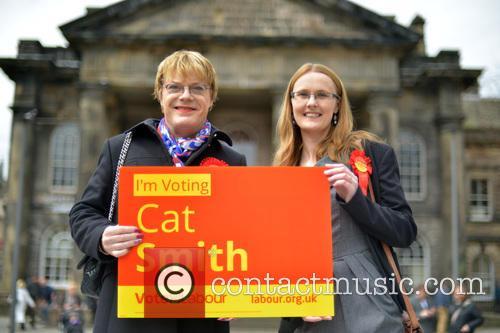 Eddie Izzard and Cat Smith 6