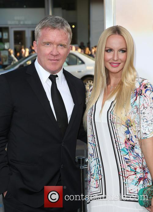 Anthony Michael Hall and Lucia Oskerova 5