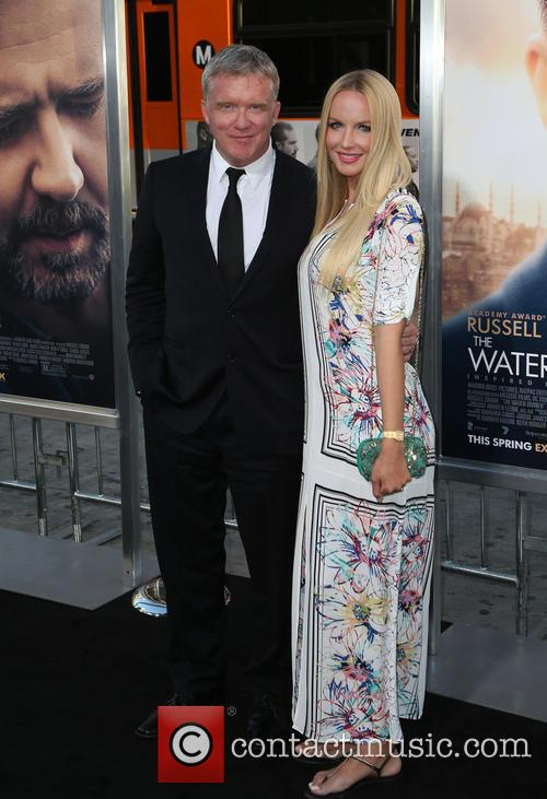 Anthony Michael Hall and Lucia Oskerova 8
