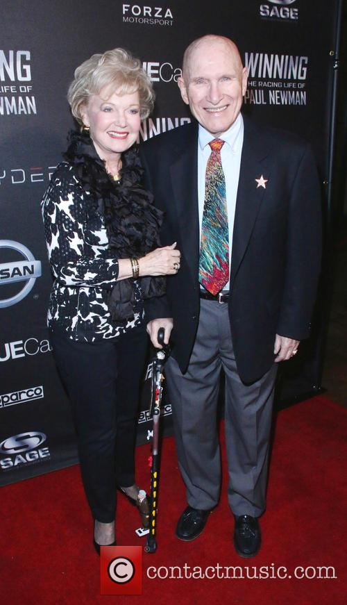 Paul Newman, Patty Newman and Arthur Newman 1