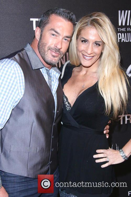 Paul Newman, Skip Bedell and Alison Bedell 11